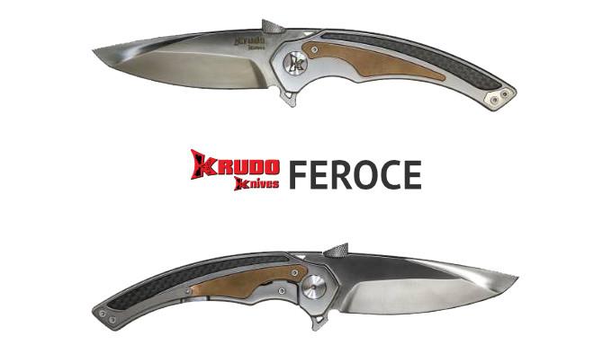 Нож KRUDO FEROCE