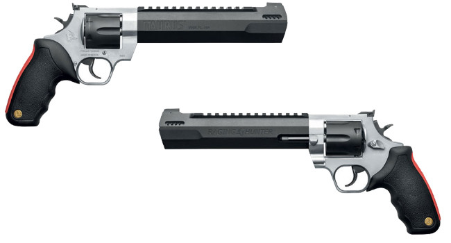 Револьвер Taurus Raging Hunter Two Tone