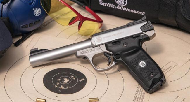 Пистолет Smith & Wesson SW22 Victory Target