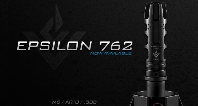 Гибридное дульное устройство VG6 Precision Epsilon 762