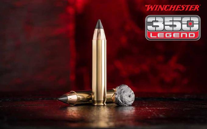 патрон Winchester .350 Legend