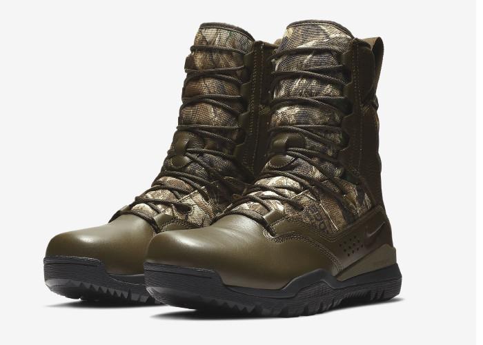 Охотничьи ботинки Nike SFB Field 2 Realtree
