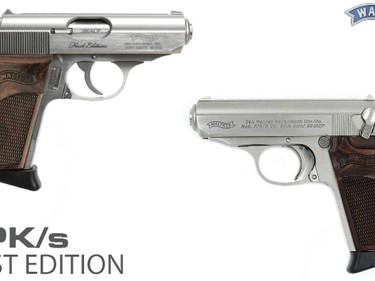 Пистолет Walther PPK/s First Edition