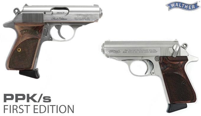 коллекционный самозарядный пистолет