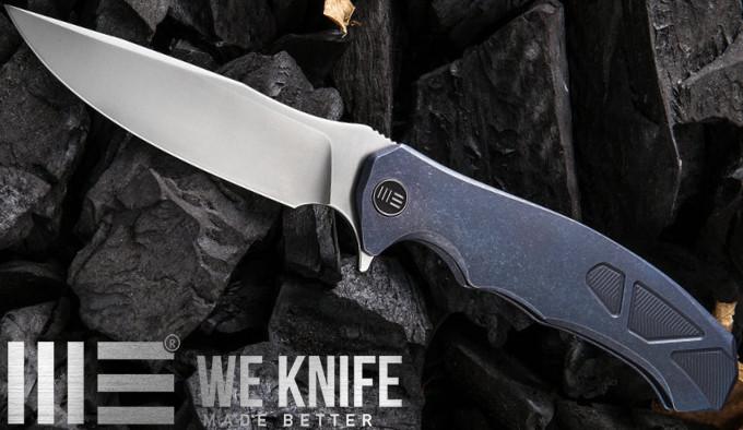 Нож We Knife 910-037