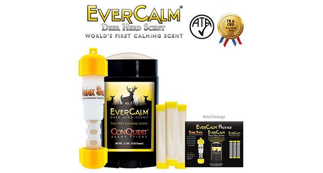 Спокойный как олень - EverCalm ConQuest