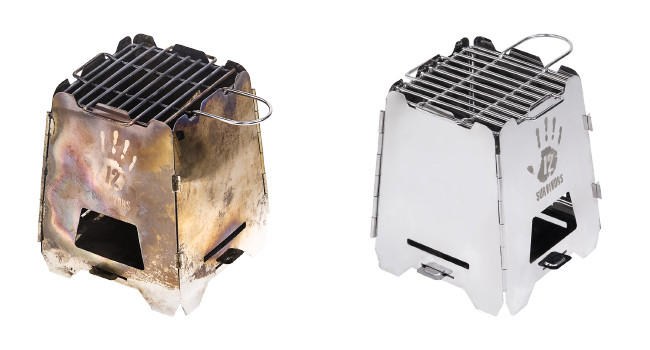 печка 12 Survivors Off-Grid Stove
