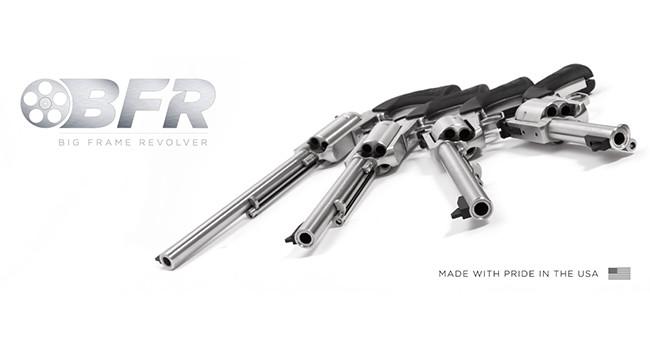 револьверы Magnum Research BFR
