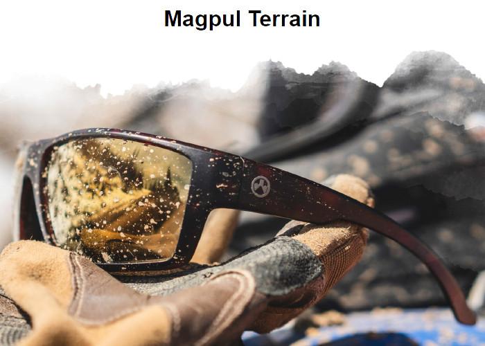 Баллистические солнцезащитные очки Magpul Terrain