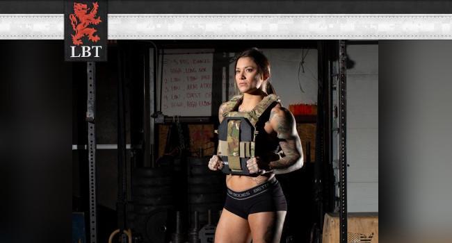 Боевой жилет для тренировок LBT-WTV