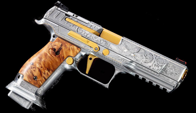 Пистолет Walther Q5 Match We The People