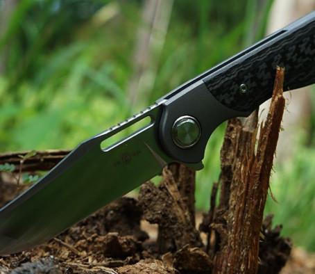 Нож TwoSun Night Stalker TS219