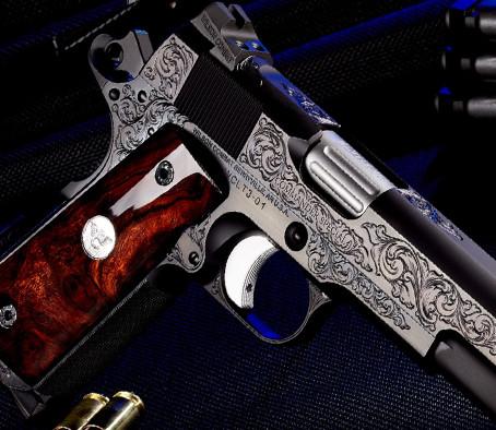 Пистолет Wilson Combat Limited Ten Series 3