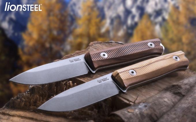 Нож lionSTEEL B-40
