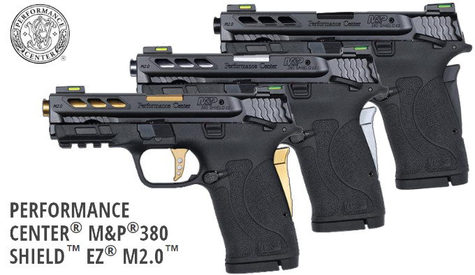 Пистолет Performance Center M&P 380 Shield EZ M2.0
