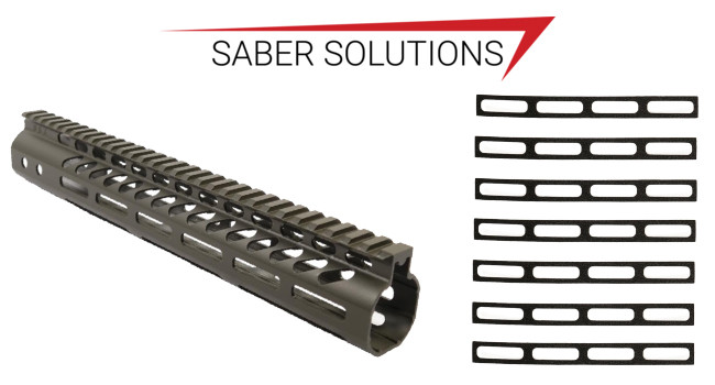 Клейкая лента Saber Solutions M-LOK