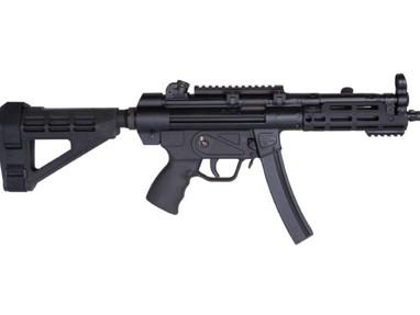 Новый карабин Zenith Z-5RS Pistolman