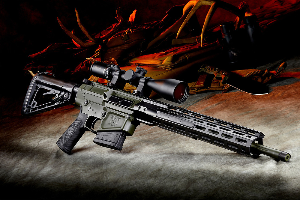 Wilson Combat Tactical Hunter Rifle 6mm Creedmoor