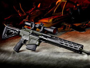 Новая винтовка Wilson Combat Tactical Hunter Rifle в 6mm Creedmoor