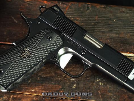 Пистолет Cabot Guns Rebellion VC