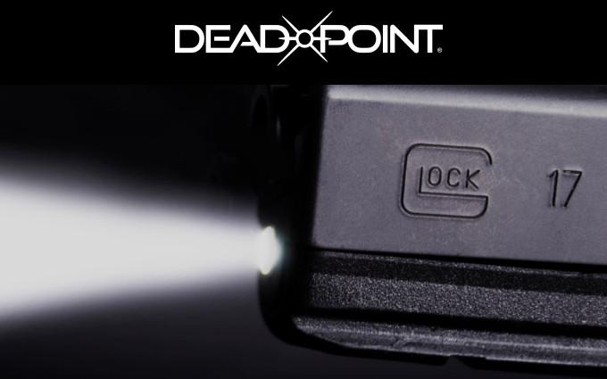 Затворная направляющая-фонарь Deadpoint для пистолетов Glock
