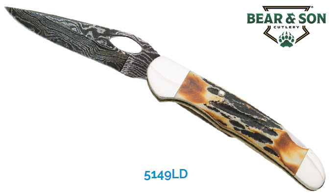 Нож Bear & Son Cutlery 5149LD