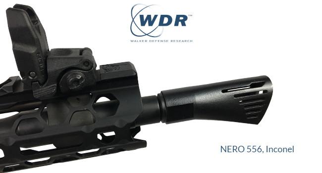 Комбинированное дульное устройство WDR NERO 556