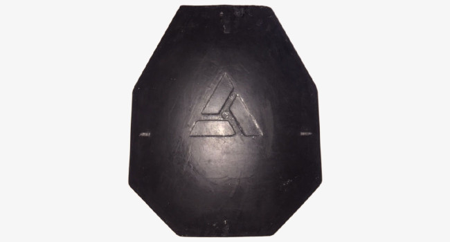 Защитная бронепластина Delta Shield