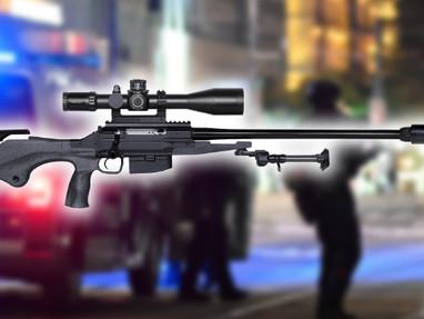 Полицейская винтовка Voere M2 Police Edition