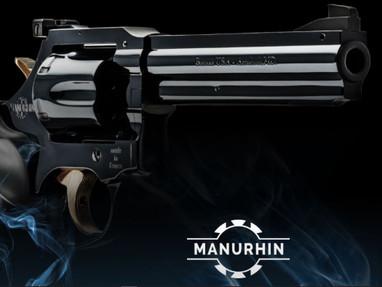Револьверы Beretta Manurhin MR73