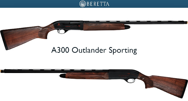 Ружье Beretta A300 Outlander Sporting
