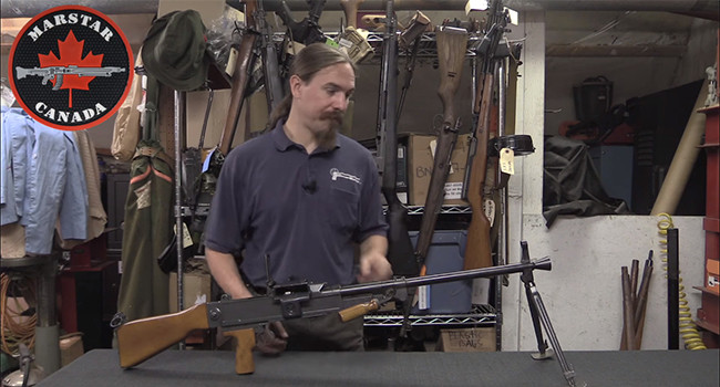 Чешский пулемет UK vz 59
