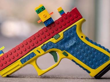 Пистолет Culper Precision Block19
