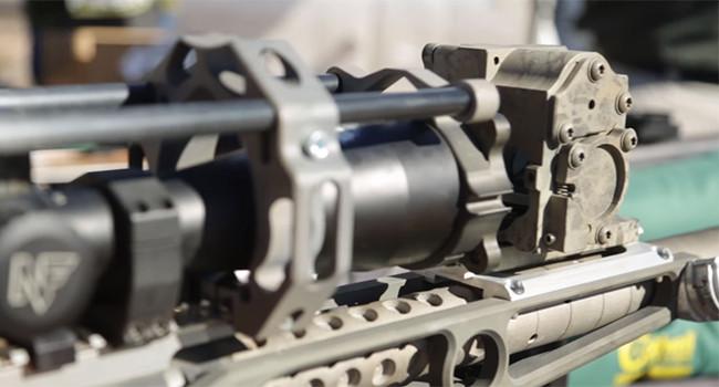 новая насадка Axeon Optics для оптических прицелов