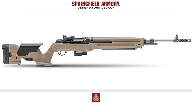 Springfield Armory M1A MP9820C65
