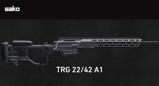 винтовка TRG 22/42 A1