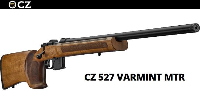 Винтовка CZ 527 Varmint MTR