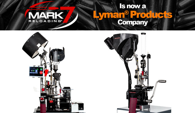 Mark 7 Reloading вошел в состав Lyman Products
