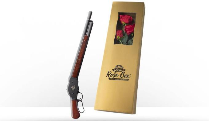 Ружьё терминатора Chiappa 1887 Rosebox LE