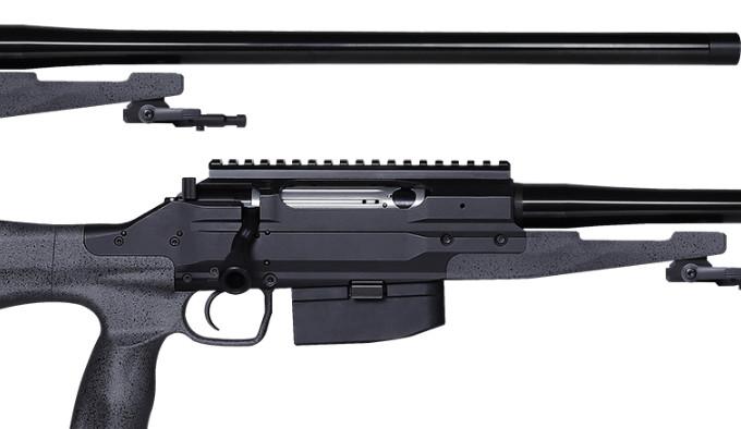 передняя часть винтовки Voere M2 Police Edition
