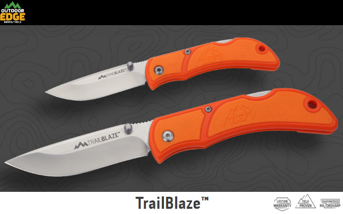 Ножи Outdoor Edge TrailBlaze