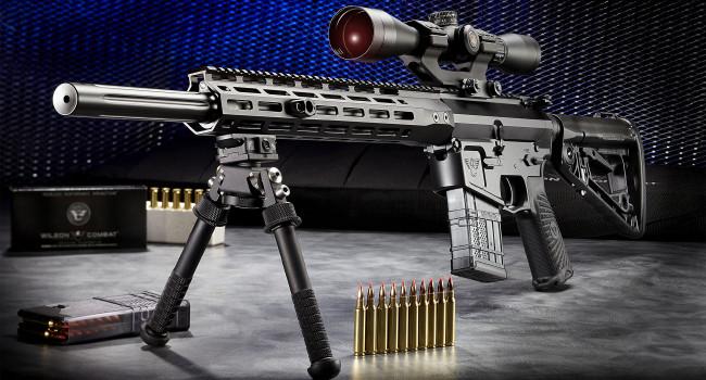 Wilson Combat Super Sniper 224 Valkyrie