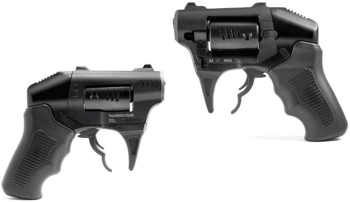 Револьвер Standard Manufacturing S333 Thunderstruck