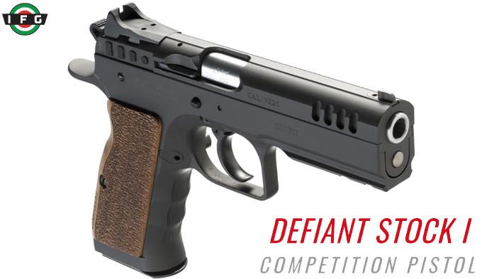 Пистолет IFG Defiant Stock 1