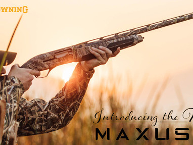 Ружья Browning Maxus II