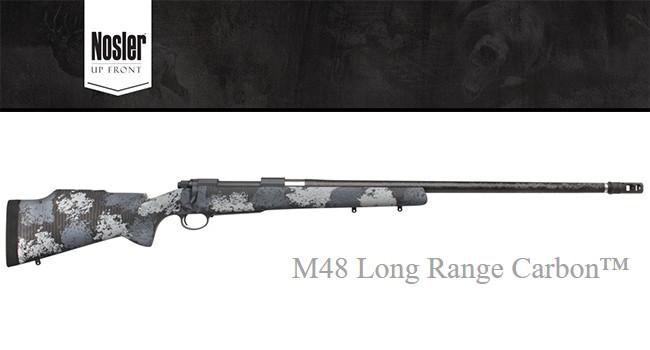 Винтовка Nosler M48 Long Range Carbon