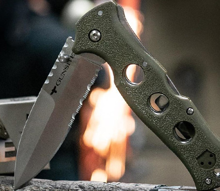 Нож Cold Steel Gunsite Counter Point I