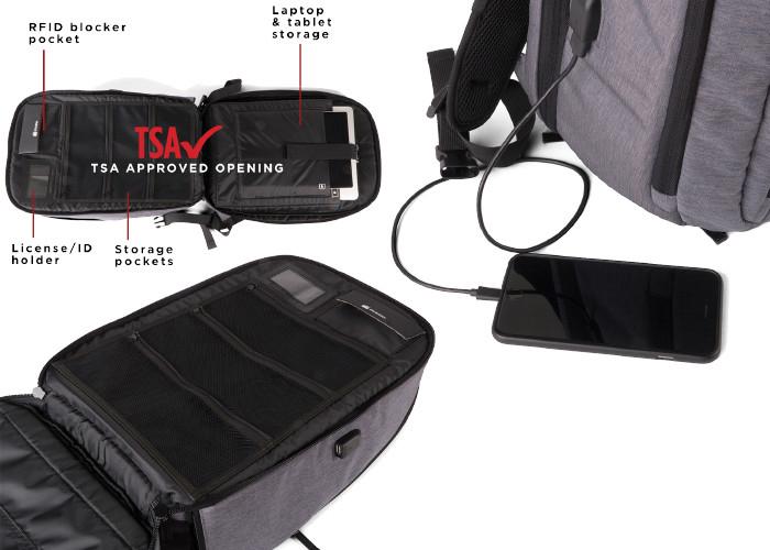 рюкзак Guard Dog Proshield Smart
