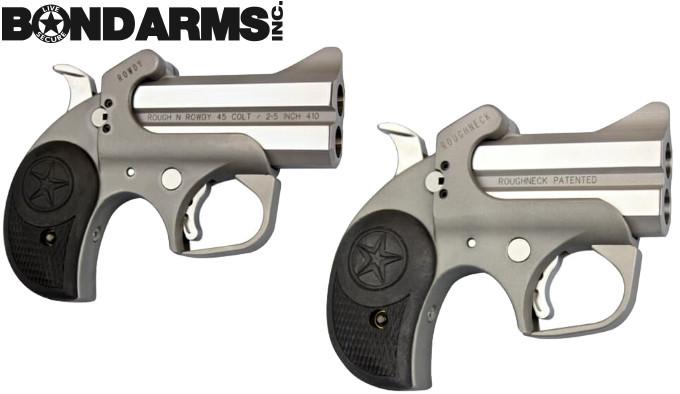 Пистолеты Bond Arms серии Rough