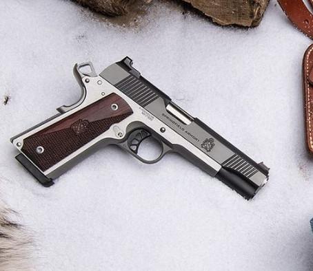 Пистолет Springfield Armory Ronin 10mm